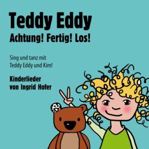 Teddy Eddy CD Cover