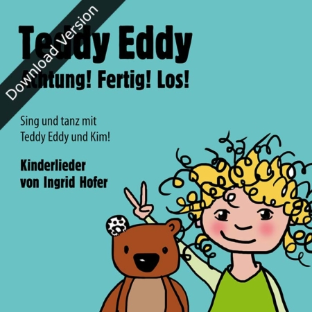 Teddy Eddy und Kim - Kinderlieder