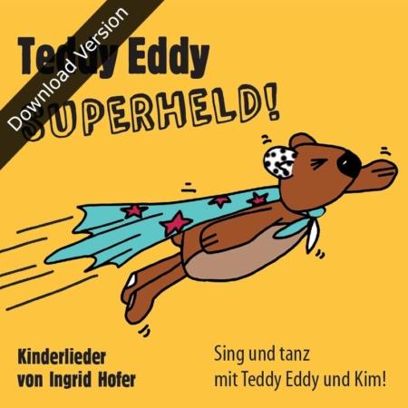 Teddy Eddy CD Superheld Download