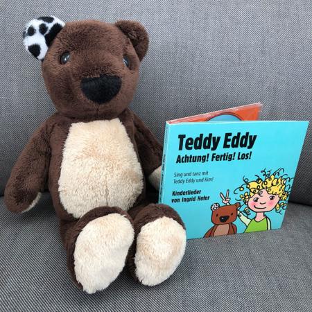 Teddy Eddy CD Achtung, Fertig Los Set