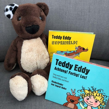 Teddy Eddy CD Set
