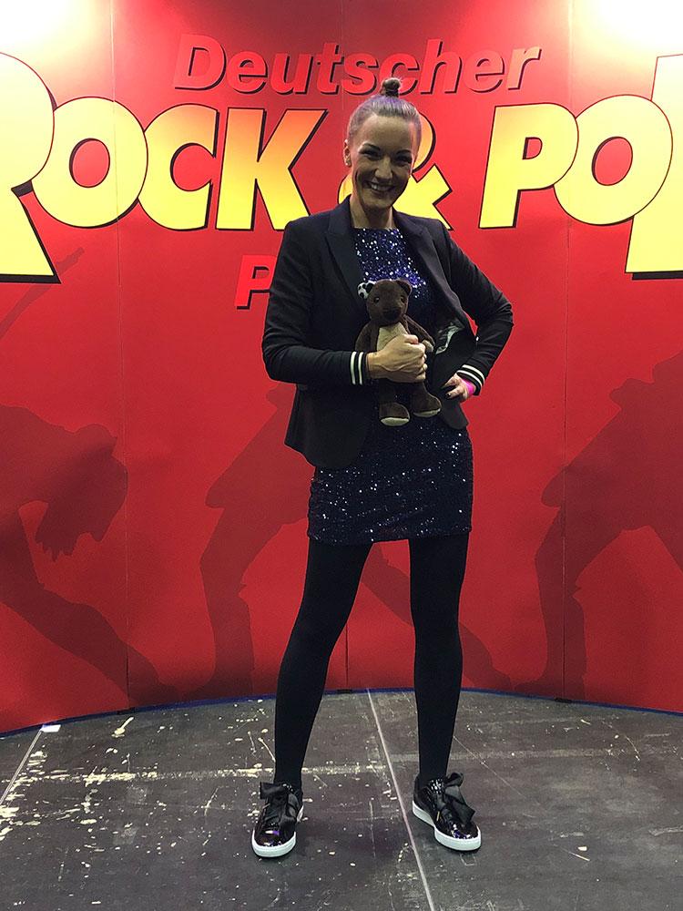 Ingrid-Hofer - Teddy-Eddy Deutscher Rock & Pop Preis 2018