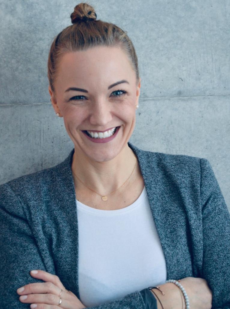 Porträt Ingrid Hofer