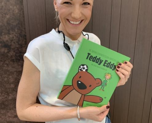 Messepark Teddy Eddy Das Buch