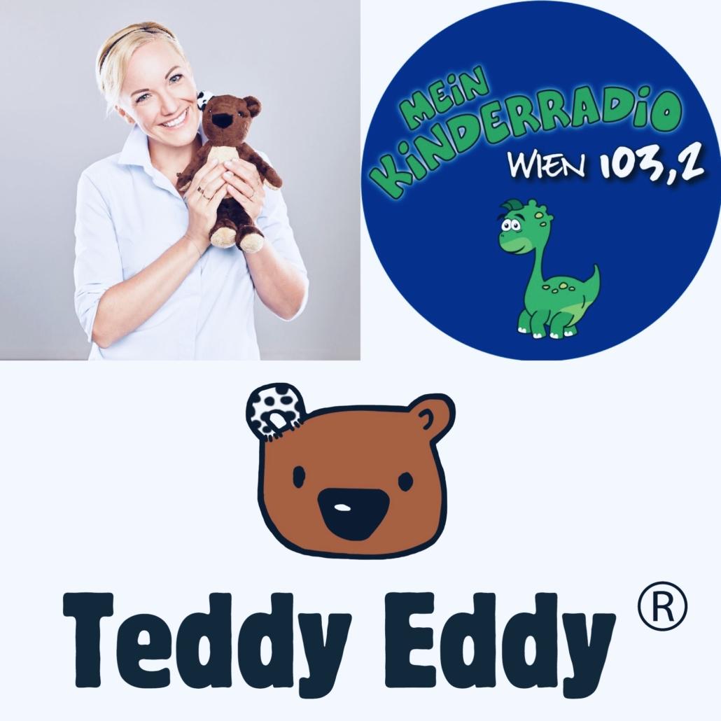 Kinderradio Radino Teddy Eddy