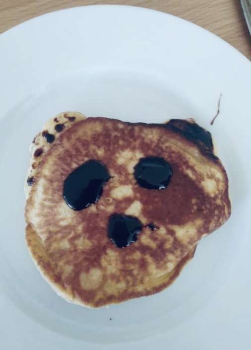 Teddy Eddy Pancake