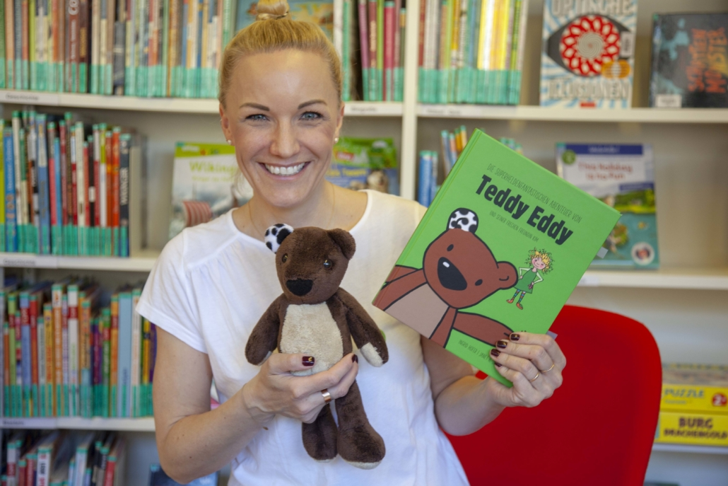 Kinderbuch Teddy Eddy von Ingrid Hofer