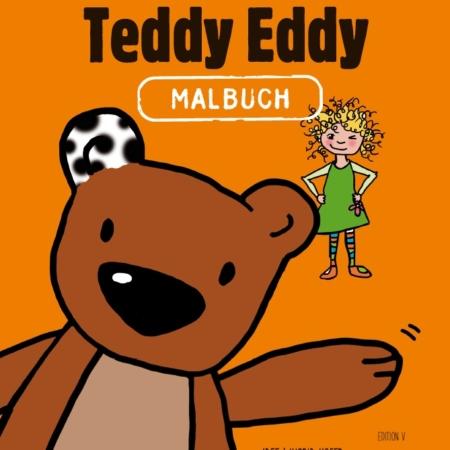 Teddy Eddy Malbuch von Ingrid Hofer