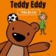 Malbuch Teddy Eddy von Ingrid Hofer