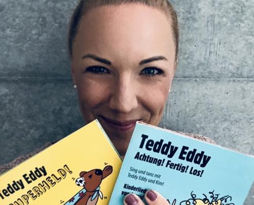Teddy Eddy CDs Kinderlieder Ingrid Hofer