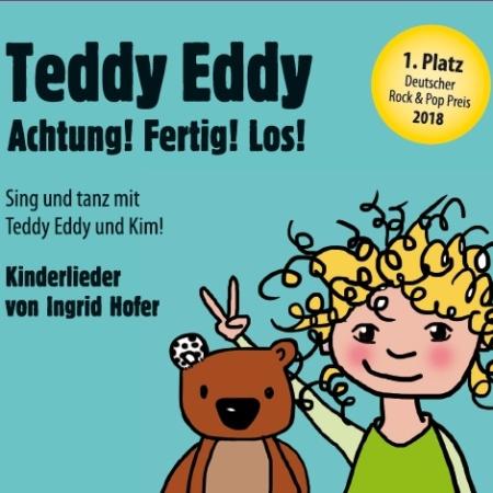 Teddy Eddy Achtung Fertig Los Ingrid Hofer