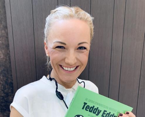Messepark Teddy Eddy Vorlesebuch Ingrid Hofer