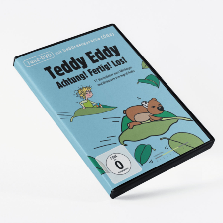 DVD Achtung Fertig Los mit Version Gebärdensprache