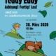 Einladung Teddy Eddy DVD Präsentation Ingrid Hofer