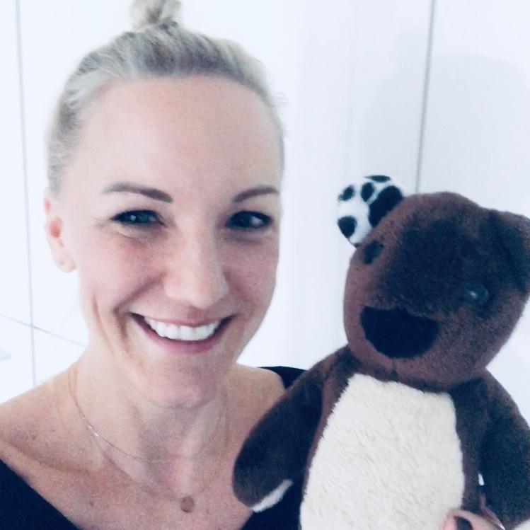 teddy eddy Ingrid Hofer