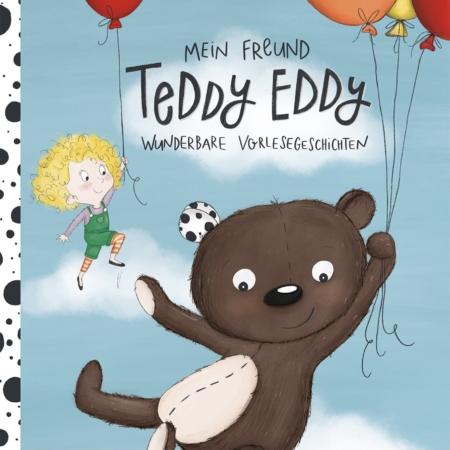 Cover Mein Freund Teddy Eddy Wunderbare Vorlesegeschichten
