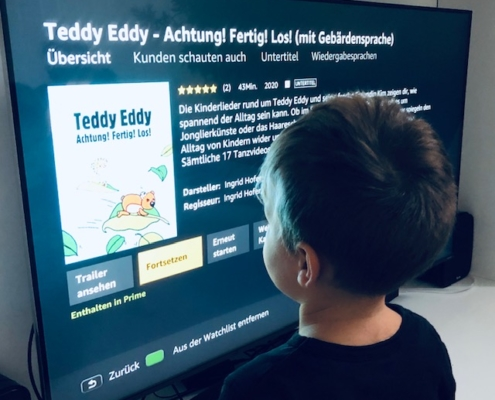 Teddy Eddy Amazon Prime