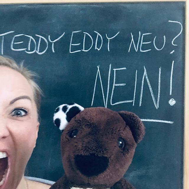 Teddy Eddy Neues Gesicht
