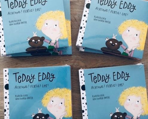 Dritte Auflage Teddy Eddy Achtung! Fertig! Los!