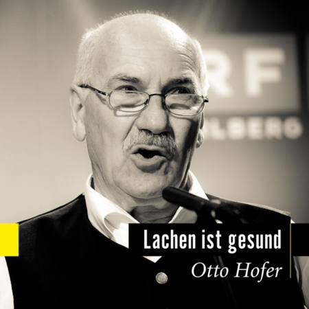 Lachen ist gesund - Otto Hofer