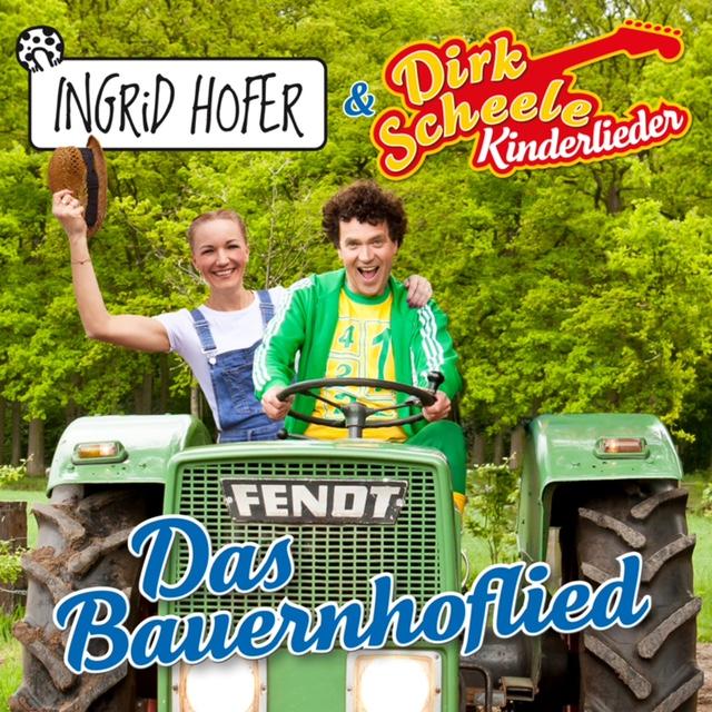 Cover Dirk Scheele und Ingrid Hofer